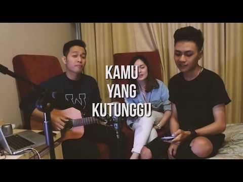 AFGAN FT. ROSSA - KAMU YANG KUTUNGGU (Cover) | Audree Dewangga, Petrus Mahendra, Rachel Angela