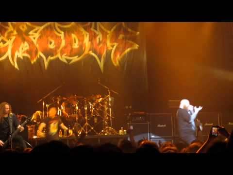 Exodus Live in Japan -  A Lesson in Violence