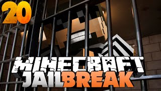 Minecraft JAIL BREAK S2E20 - A WARD IS INSANE