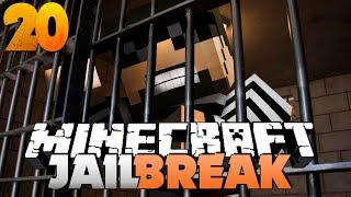 Minecraft JAIL BREAK S2E20 - A WARD IS INSANE