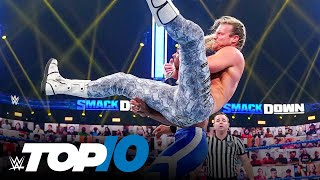 Top 10 Friday Niġht SmackDown moments: WWE Top 10, April 16, 2021