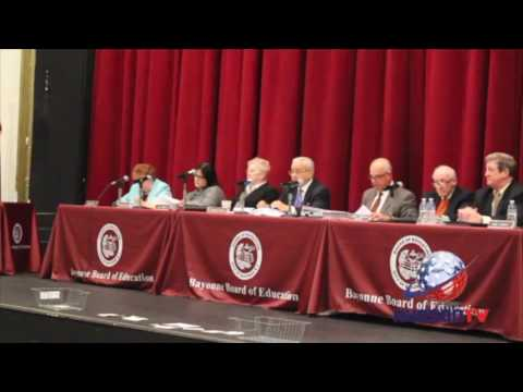 Bayonne Board of Education Meeting Results in almost 300 Layoffs