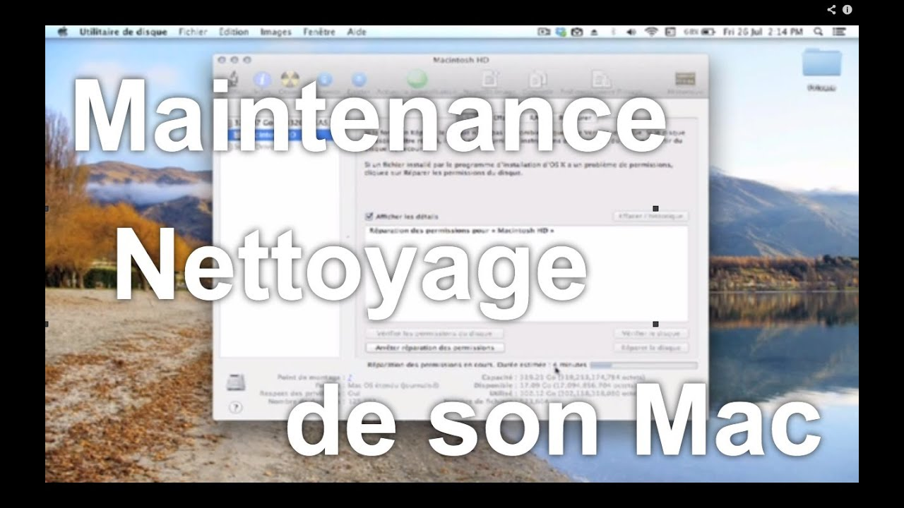 faire nettoyer son macbook