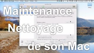 Optimiser et nettoyer son Macbook / Mac / Macbook Pro