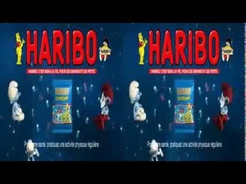 3D 1080P TÉLÉCHARGER PUB HARIBO