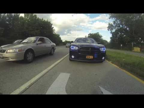 Mopar 11 Charger Cruising (Watch In HD!) - GoPro Black Edition