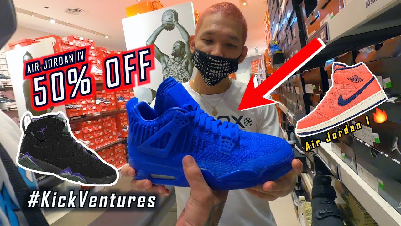 BUDGET AIR JORDAN BASKETBALL SHOES 🔥 AT NIKE OUTLET MARIKINA RIVERBANKS