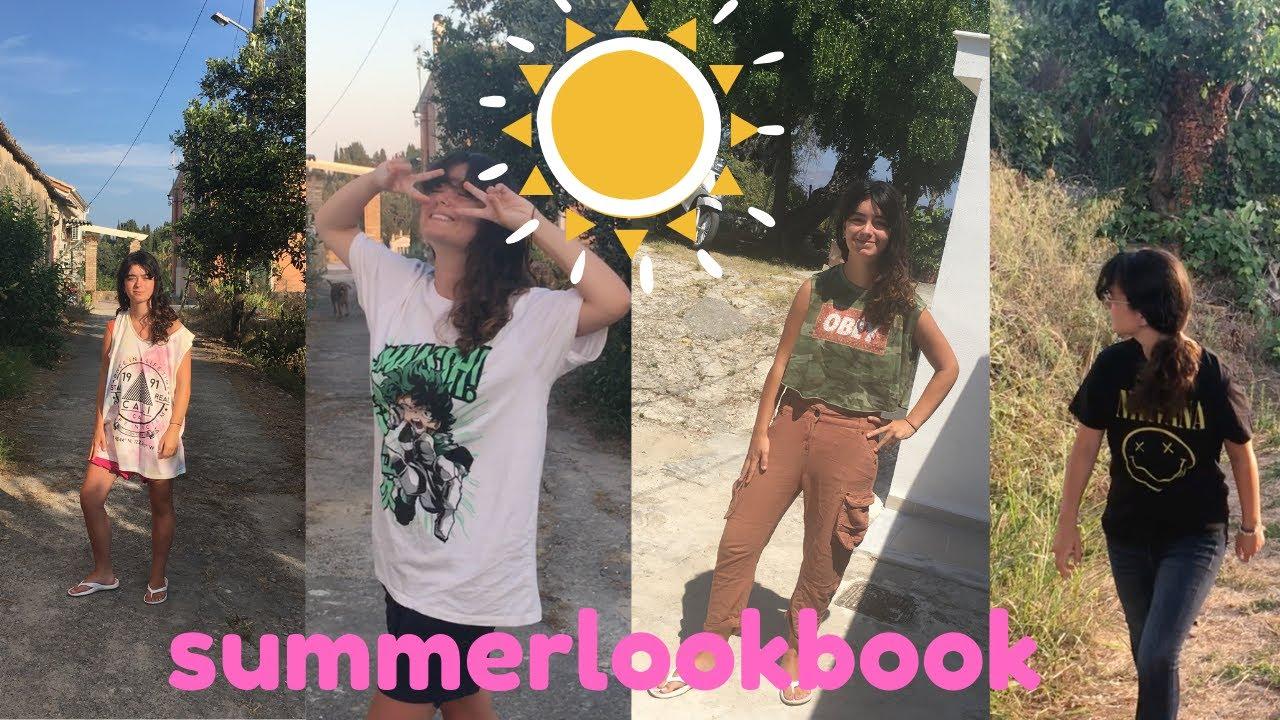 unisex summer lookbook    august 2019 ?? 2