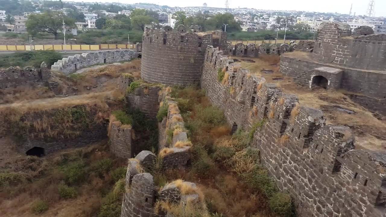 Image result for gulbarga fort
