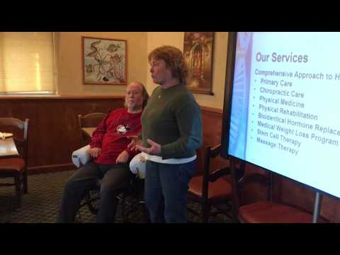Testimonial from The Miller Family on Stem Cell Therapy