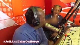 Jalas dares Jeff to speak Kiswahili for two minutes