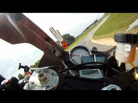 S1000RR Superbike Track Day video at Grattan Raceway - Team Riders Discount.com