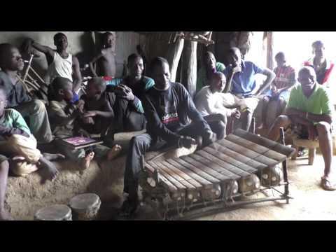 Birifor Gyil Music Performed in Donye