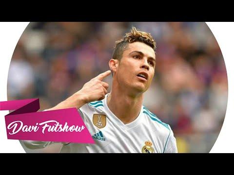 Cristiano Ronaldo - Gol Bolinha,Gol Quadrado (MC Pedrinho)