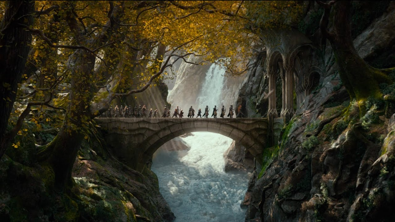 The Hobbit The Desolation Of Smaug Official Main Trailer Hd Youtube