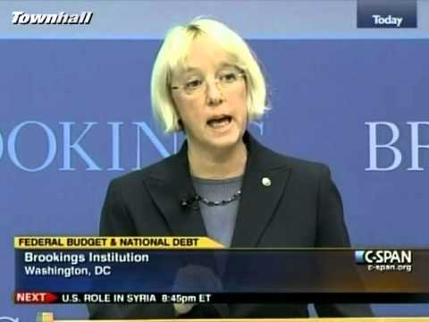 """Sen. Patty Murray (D-WA): Dems Will Go Over """"Fiscal Cliff"""" Unless GOP Relents On Bush Tax Cuts"""