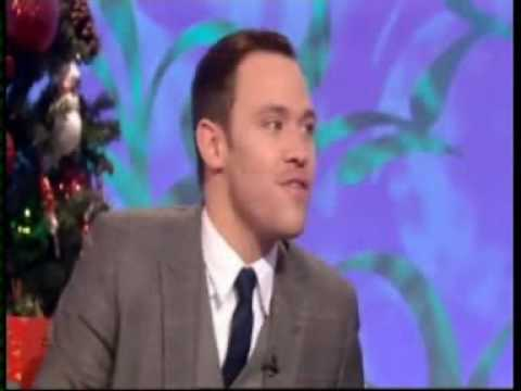 Will Young interview Paul O'Grady Show