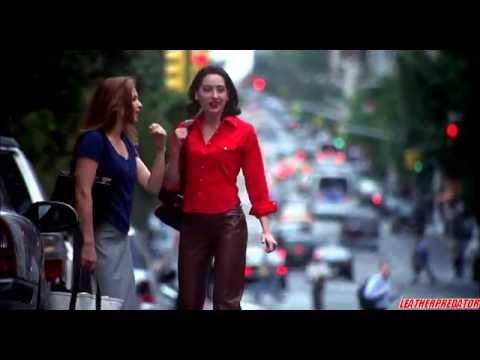 Kissing Jessica Stein (2001) - leather scene HD 720p