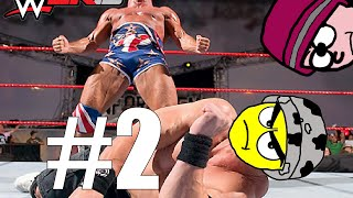 Played Out - WWE 2K15 Part 2: Sweet Ring Gear