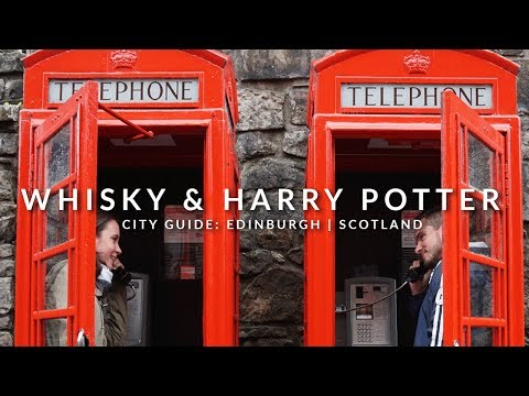 EDINBURGH TRAVEL DIARY: What to do in Edinburgh, Scotland |