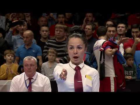 Чемпионат России по тхэквондо (ВТФ) 2017