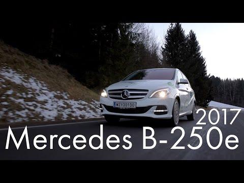 Mercedes B-250e 2017