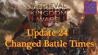 Update 24 - Battle Duration Changes :: Medieval Kingdom Wars Gameplay