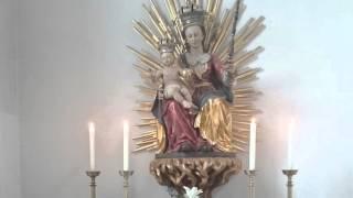 Alleluia! O virga mediatrix