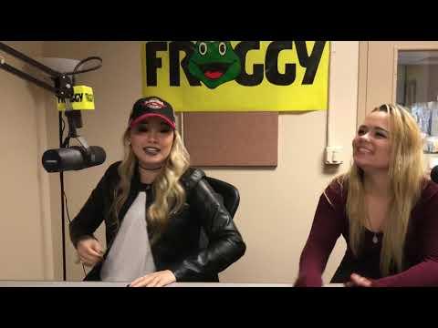 Gabby Barrett & Gypsy Barrett sing on Danger Show