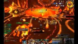 Kitten Mittens vs Heroic Ragnaros (10 man Arms Warrior PoV)