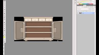 Видео урок по созданию картинки для рабочего стола