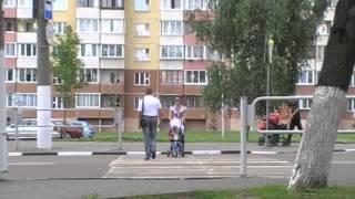 Самый необычный пешеходный переход в Беларуси находится в Витебске