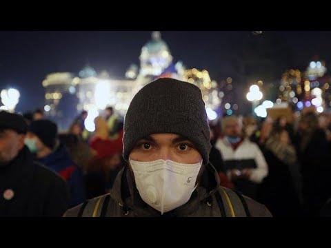 شاهد: التلوث يخنق العاصمة الصربية بلغراد وغربي البلقان  - 23:58-2020 / 1 / 19