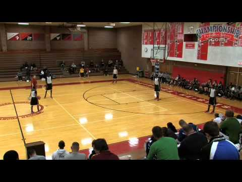 Fred Hoiberg: Transition Basketball with Six Secondary Break Sets