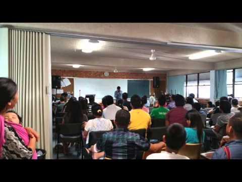 Saya San Toe Bible Study Brisbane Queensland Australia Part III