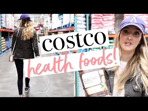 Shop at COSTCO With Me! Healthy Foods | Becca Bristow