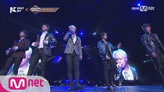 [KCON NY] Highlight - CALLING YOU ㅣ KCON 2017 NY x M COUNTDOWN 170706 EP.531
