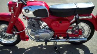 Grandpas Restored 1966 Honda Dream