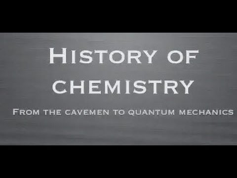 Chemistry: History of the atom