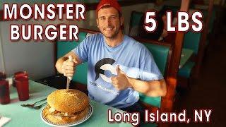 The Monster Burger Challenge – New York Food Challenges
