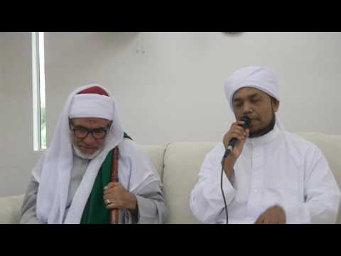 ASSHARIF SAYYID AHMAD MUHAMMAD ASSHAZULI, MESIR (7) QASIDAH & J