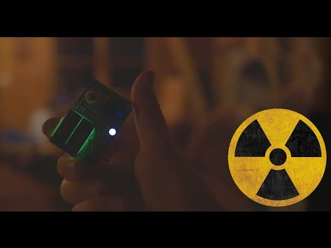 DIY Nuclear Generator - Radioisotope Photovoltaic Tritium Power
