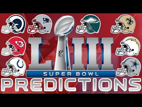 Ranking Every Remaining Team's Chance to win Super Bowl LIII Mp3