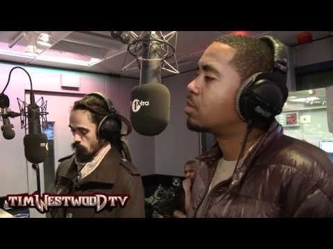 Interview: Tim Westwood - Nas & Damian Marley Distant Relatives 1Xtra