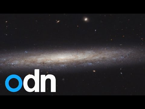 NASA's space telescope spots distant galaxy 13 billion light-years away