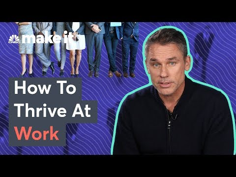 Marcus Buckingham: How To Handle Anxiety At Work