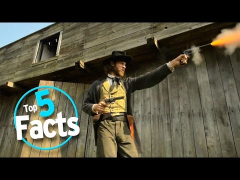 Top 5 Old West Facts Mp3