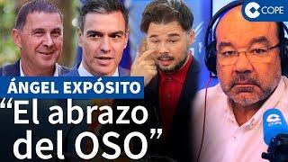 """Expósito: """"¿Se da cuenta Sánchez de con quién ha pactado?"""""""