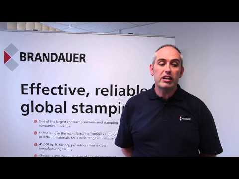 Knowledge Transfer Partnership: Birmingham City University and C. Brandauer & Co Ltd