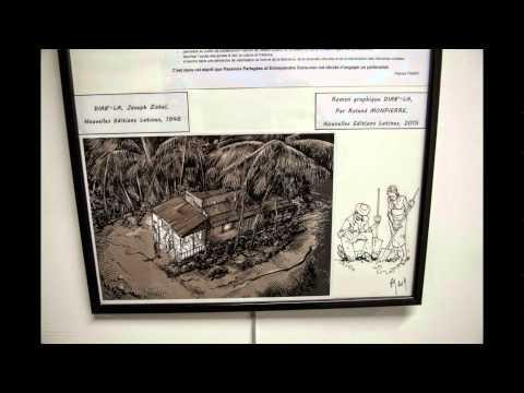 Photos Exposition le coeur en Martinique et les pieds en Cévennes du 24 janvier 2015